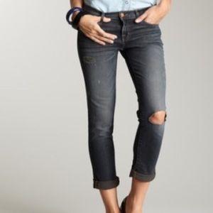 Jbrand jeans Aoki cropped size 27